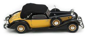 miniature de voiture Horch 853 1937 modèle réduit 1/12e CMC Modelcars Quirao idées cadeaux