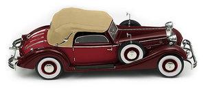 miniature de voiture Horch 853 miniature au 1:12e CMC Modelcars Quirao idées cadeaux