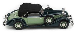 miniature de voiture Horch 853 (1:12e) CMC Modelcars Quirao idées cadeaux