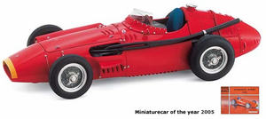 miniature de voiture Maserati 250F 1957 miniature au 18e (CMC-M051) CMC Modelcars Quirao idées cadeaux