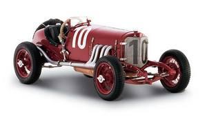 miniature de voiture Mercedes-Benz 1er Targa Florio 1924 #10 (1:18e) CMC Modelcars Quirao idées cadeaux