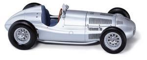 miniature de voiture Mercedes W165 Tripoli 1939 (1:18e) CMC Modelcars Quirao idées cadeaux
