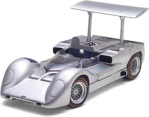 miniature de voiture Chaparral 2E Aluminium 1966 (RLG18161) Exoto Quirao idées cadeaux
