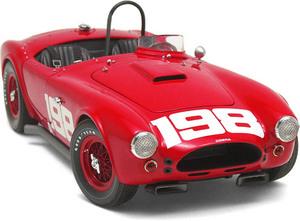 miniature de voiture Cobra 260  #198 VICTORY 1962 (Exoto 18126) Exoto Quirao idées cadeaux