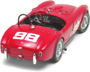 miniature de voiture Cobra 260  #98 RACING 1962 (Exoto 18125) Exoto Quirao idées cadeaux