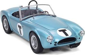 miniature de voiture Cobra 260 CS Driving School (Exoto 18124) Exoto Quirao idées cadeaux