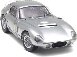 miniature de voiture Cobra Daytona MAT Aluminium 1965 (Exoto 18008) Exoto Quirao idées cadeaux