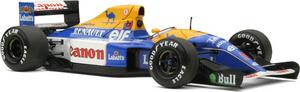 miniature de voiture F1-FW 14B  #5 N Mansell 1992 (Exoto 97111) Exoto Quirao idées cadeaux