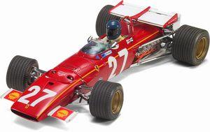 miniature de voiture Ferrari 312B  #27 J Ickx 1970 (Exoto 97064) Exoto Quirao idées cadeaux