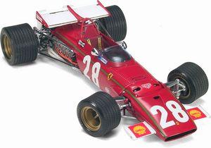 miniature de voiture Ferrari 312B  #28 I Giunti 1970 (Exoto 97066) Exoto Quirao idées cadeaux