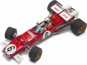 miniature de voiture Ferrari 312B  #6 M Andretti 1971 (Exoto 97067) Exoto Quirao idées cadeaux