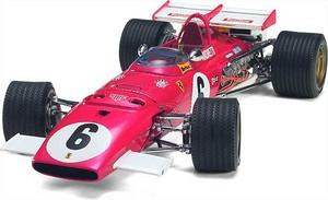 miniature de voiture Ferrari 312B Monza 1970 (Exoto 97069) Exoto Quirao idées cadeaux