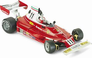 miniature de voiture Ferrari 312T  #11 C Regazzoni 1975 (Exoto 97051) Exoto Quirao idées cadeaux