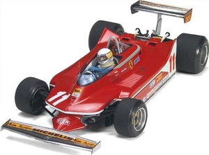 miniature de voiture Ferrari 312 T4  #11 J Scheckter 1979 (Exoto 97072) Exoto Quirao idées cadeaux