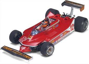 miniature de voiture Ferrari 312 T4  #12 Villeneuve 1979 (Exoto 97073) Exoto Quirao idées cadeaux
