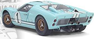 miniature de voiture Ford GT 40 MKII  #1  Le Mans 1966 (Exoto 10011) Exoto Quirao idées cadeaux