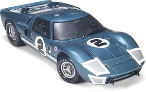 miniature de voiture Ford GT40 MKII  #2 Sebring 1966 (Exoto 18042) Exoto Quirao idées cadeaux