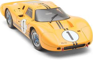 miniature de voiture Ford GT40 MKIV  #1 Sebring 1967 (Exoto 18051) Exoto Quirao idées cadeaux