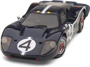 miniature de voiture Ford GT40 MKIV  #4  Le Mans 1967 (Exoto 18056) Exoto Quirao idées cadeaux
