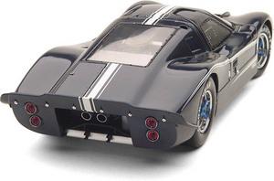miniature de voiture Ford GT40 MKIV ESSAI  Le Mans 67 (Exoto 18053) Exoto Quirao idées cadeaux