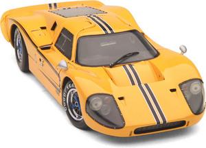 miniature de voiture Ford GT40 MKIV ESSAI  Le Mans 67 (Exoto 18054) Exoto Quirao idées cadeaux