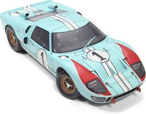 miniature de voiture Ford MKII  Le Mans GIFT SET 1966 (Exoto 18SC2) Exoto Quirao idées cadeaux