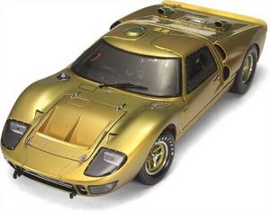 miniature de voiture Ford GT40 MKII 1966 (Exoto PRM 11125) Exoto Quirao idées cadeaux
