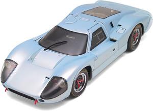 miniature de voiture Ford MKIV Silverstone 1967 (Exoto 00075) Exoto Quirao idées cadeaux