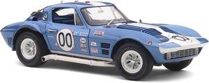 miniature de voiture Corvette Grand Sport  #00 Nassau 1964 (Exoto 18028) Exoto Quirao idées cadeaux