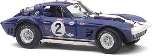 miniature de voiture Corvette Grand Sport  #2 Sebring 1963 (Exoto 18026) Exoto Quirao idées cadeaux