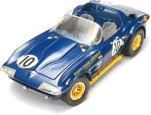 miniature de voiture GS Roadster #10 Sebring 1966 Pre-race (Exoto 18033) Exoto Quirao idées cadeaux