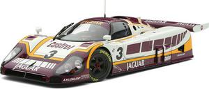 miniature de voiture Jaguar XJR9 1988 Silk Cut   #3 Le Mans 88 (Exoto MTB00103) Exoto Quirao idées cadeaux