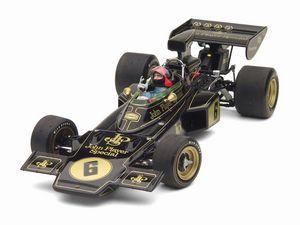miniature de voiture Lotus Ford 72D  #6 E Fittipaldi 1972 (Exoto 97038S) Exoto Quirao idées cadeaux