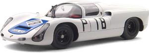 miniature de voiture Porsche 910 3éme 1000Km Nurburg 1967 (Exoto MTB00067) Exoto Quirao idées cadeaux