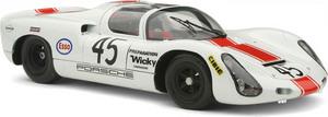 miniature de voiture Porsche 910  Le Mans 68  #45 WICKY HANRIOUD (Exoto MTB00062B) Exoto Quirao idées cadeaux