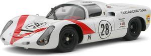 miniature de voiture Porsche 910 noire (Exoto MTB00064) Exoto Quirao idées cadeaux