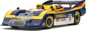 miniature de voiture Porsche 917 30KL  #6 avec figurine Donohue (Exoto 18188) Exoto Quirao idées cadeaux