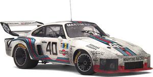 miniature de voiture Porsche MARTINI 935  Le Mans 1976 (Exoto 18105SFI) Exoto Quirao idées cadeaux