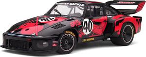 miniature de voiture Porsche X-RAY 935  #40  Le Mans 1977 (Exoto 18107) Exoto Quirao idées cadeaux