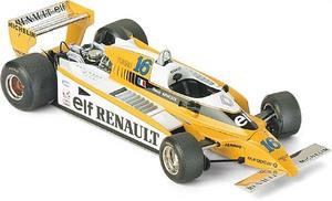 miniature de voiture Renault RE 20  #16 R Arnoux 1980 (Exoto 97091) Exoto Quirao idées cadeaux