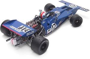 miniature de voiture Tyrrell Ford 002  #12 F Cevert 1971 (Exoto 97027) Exoto Quirao idées cadeaux