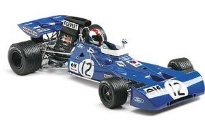 miniature de voiture Tyrrell Ford 003  #12 F Cevert 1971 (Exoto 97023) Exoto Quirao idées cadeaux