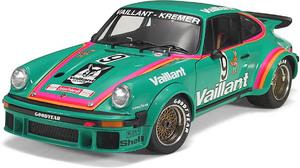 miniature de voiture Vaillant Porsche 934  #9 GT 1977 (Exoto 19093) Exoto Quirao idées cadeaux
