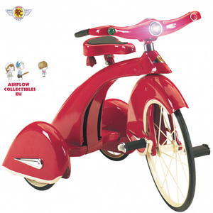 large toy Sky King Tricycle red Airflow Collectibles