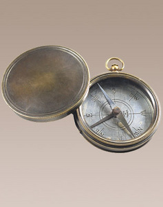 astrolabe, compass, sextant Victorian Trails Compass Authentic Models -AM-