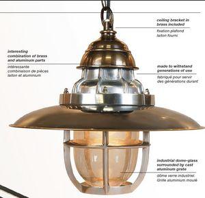 Authentic Models -AM- Lampe de pont de cargot