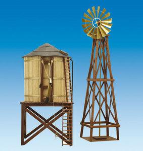 Constructo Moulin et château d'eau