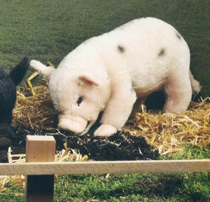 promotion sur Cochon miniature - 30 cm