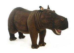 peluche Hippopotame géant 170 cm - 4307 Anima Quirao idées cadeaux