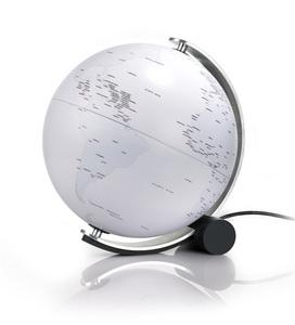globe terrestre q ball 30cm. Black Bedroom Furniture Sets. Home Design Ideas